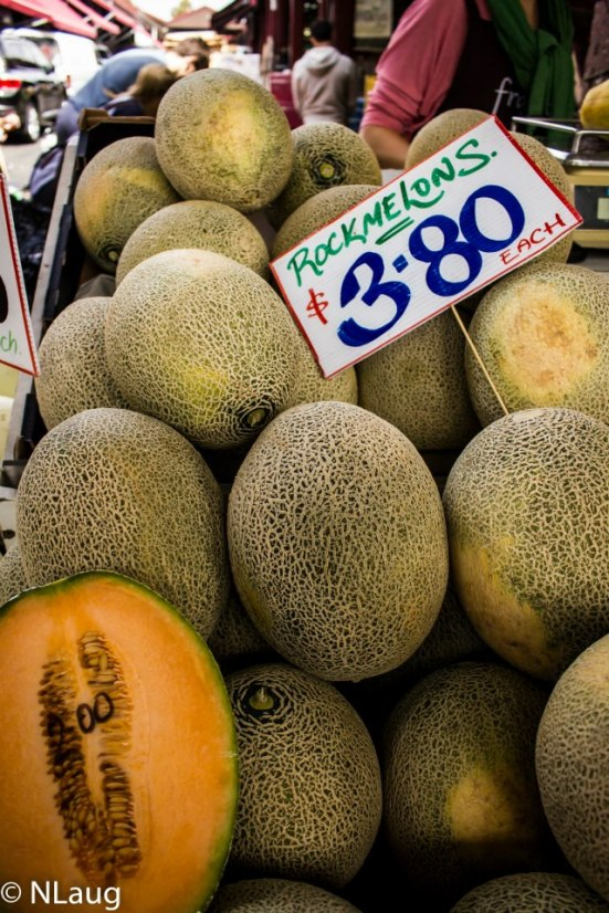 yep - it's rock melon