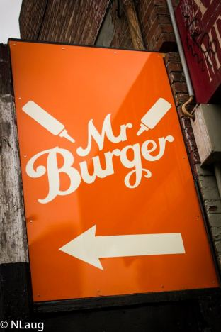 loved the graphic & the burger!