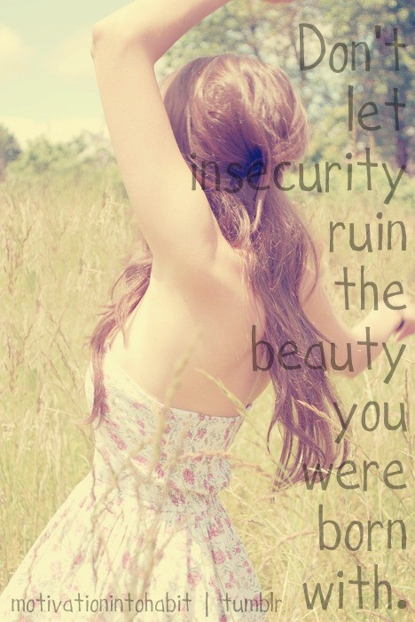 beauty you're born with