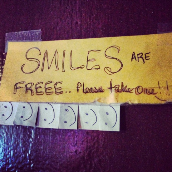Smile - Pass it On