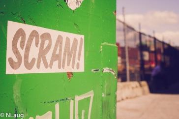 scram
