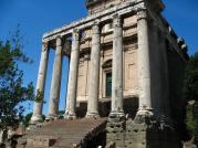 Roman Ruins in the Roman Forum