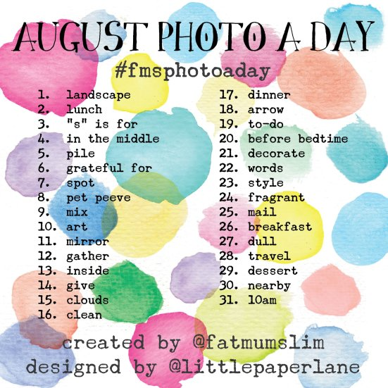 PHOTO-A-DAY-August
